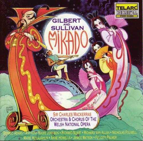 Gilbert & Sullivan - The Mikado (FLAC)