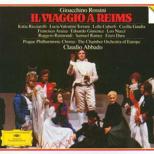 Abbado: Rossini - Il viaggio a Reims (2 CD, APE)