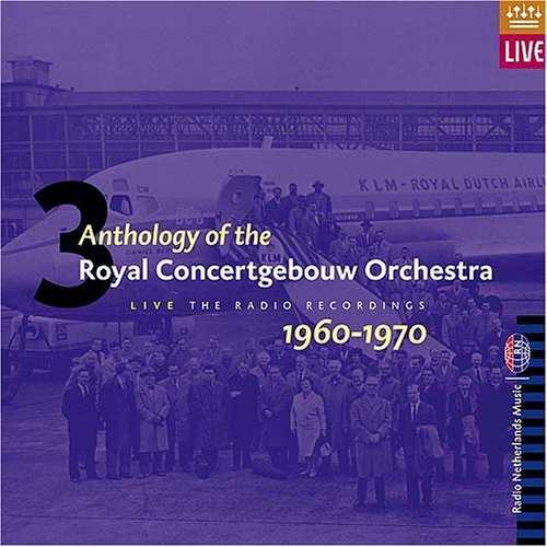 Anthology of the Royal Concertgebouw Orchestra, 1960-1970 (14 CD box set, APE)