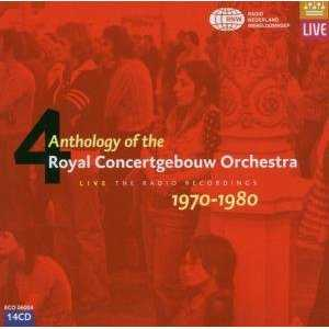 Anthology of the Royal Concertgebouw Orchestra 1970-1980 (14 CD box set, FLAC)