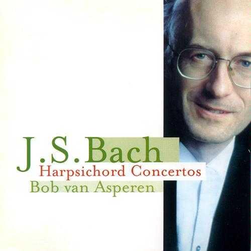 Van Asperen: Bach - Harpsichord Concertos (4 CD box set, APE)