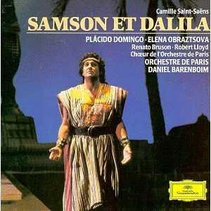 Barenboim: Saint-Saëns - Samson et Dalila (2 CD, APE)