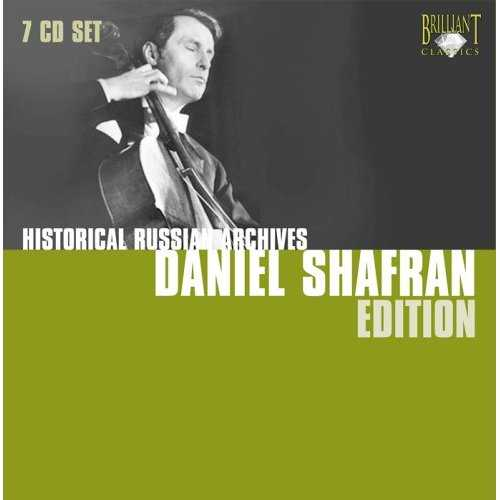 Historical Russian Archives - Daniel Shafran Edition (7 CD box set, FLAC)