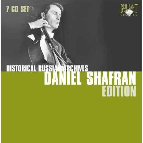 Historical Russian Archives - Daniel Shafran Edition (7 CD box set, FLAC)