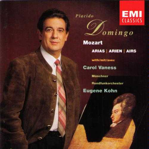 Domingo - Mozart Arias (APE)