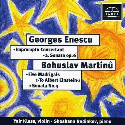 Enescu & Martinu: Music for Violin & Piano (FLAC)