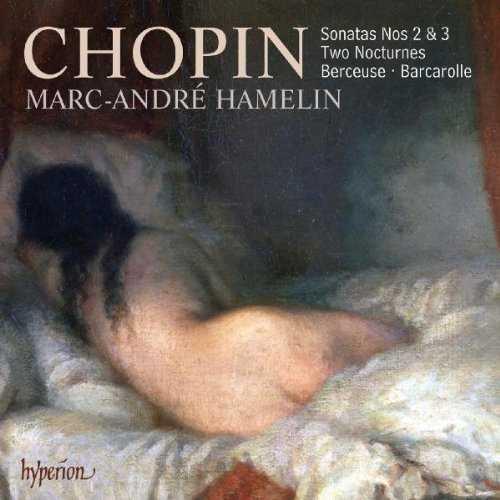 Hamelin: Chopin - Piano Sonatas Nos. 2 & 3, Nocturnes, Berceuse, Barcarolle (APE)