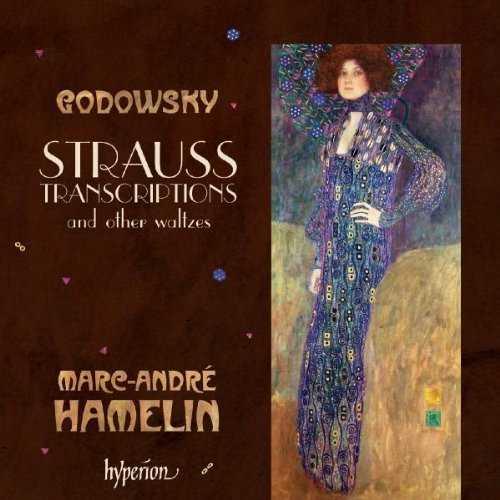 Hamelin: Godowsky - Strauss transcriptions and other waltzes (APE)