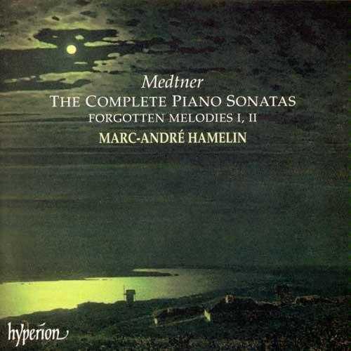 Marc-Andr? Hamelin - Medtner - Forgotten Melodies I, II [flac]