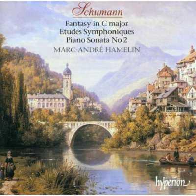 Hamelin: Schumann - Fantasy in C major, Etudes Symphoniques, Piano Sonata no.2 (APE)