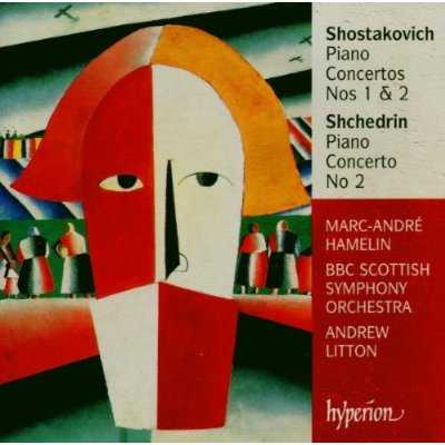 Hamelin: Shostakovich - Piano Concertos 1 & 2, Shchedrin - Piano Concerto no.2 (APE)