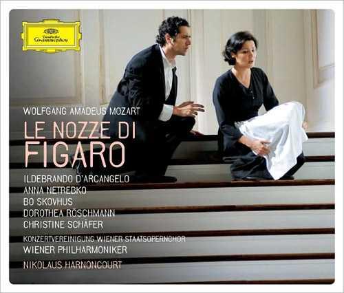 Harnoncourt: Mozart - Le Nozze di Figaro (3 CD, FLAC)
