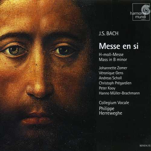 Herreweghe: Bach - Mass In B Minor (2 CD, APE)
