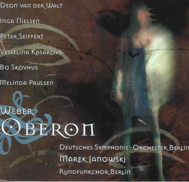 Janowski: Weber - Oberon (2 CD, FLAC)