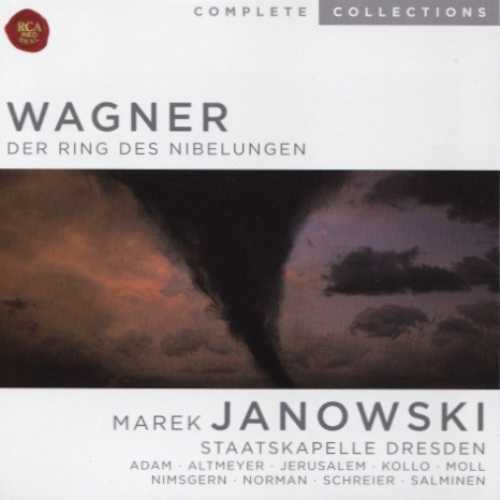 Janowski: Wagner - Der Ring des Nibelungen (14 CD box set, FLAC)