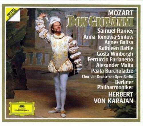 Karajan: Mozart - Don Giovanni (3 CD, FLAC)