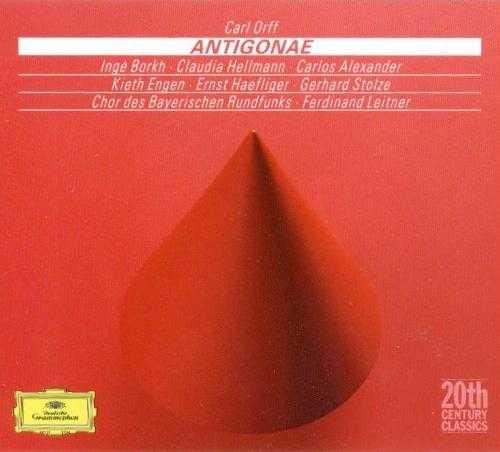 Leitner: Orff - Antigonae (3 CD, FLAC)