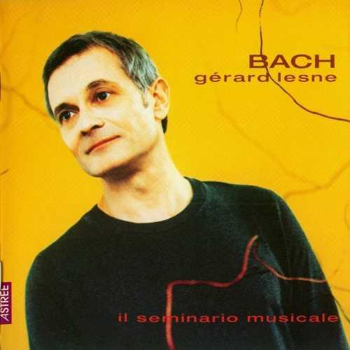 Gérard Lesne - Bach (FLAC)