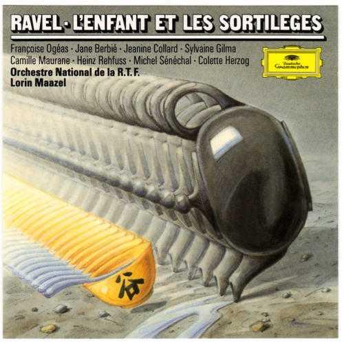 Maazel: Ravel - L'Enfant Et Les Sortileges (FLAC)