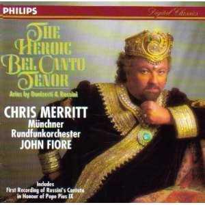 Merritt - The Heroic Bel Canto Tenor (FLAC)