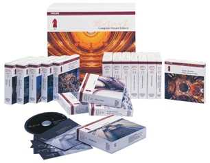 Philips Complete Mozart Edition (180 CD box set, APE)