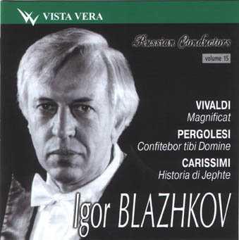 Russian Conductors Vol. 15 - Igor Blazhkov (FLAC)