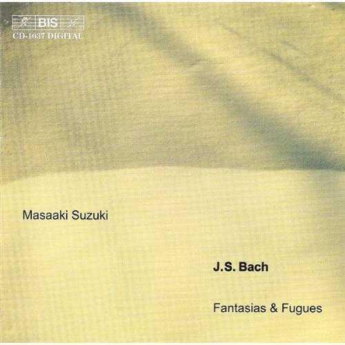 Suzuki: Bach - Fantasies & Fugues (FLAC)