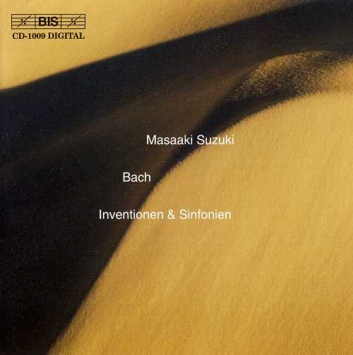 Suzuki: Bach - Inventions and Sinfonias (FLAC)