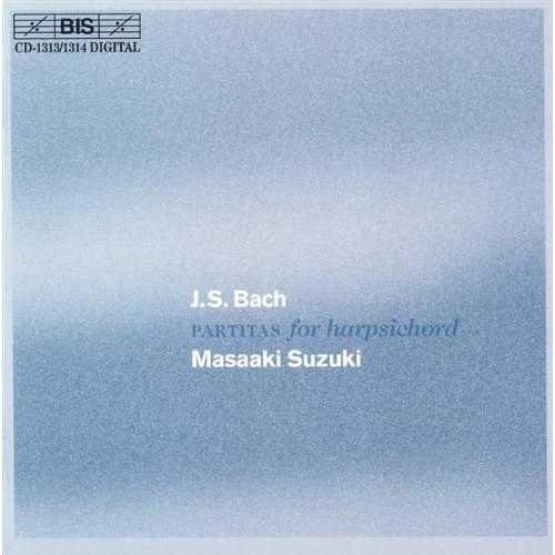 Suzuki: Bach - Partitas for harpsichord (2 CD, FLAC)