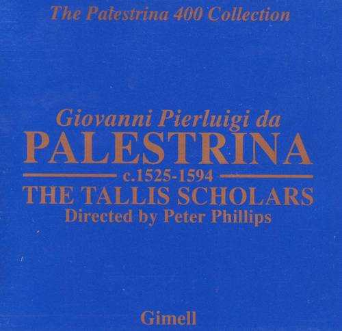 The Palestrina 400 Collection (4 CD, FLAC)