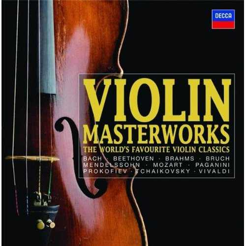 Violin Masterworks (35 CD box set, APE)