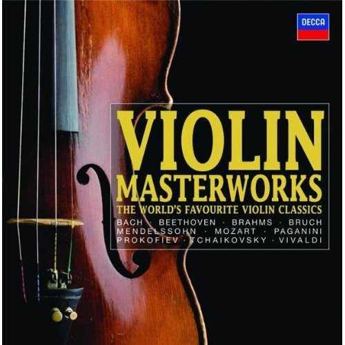 Violin Masterworks (35 CD box set, APE)
