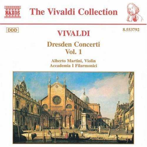Martini: Vivaldi -  Dresden Concerti (4 CD, FLAC)