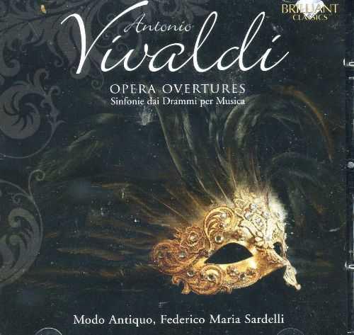 Vivaldi - Opera Overtures (FLAC)