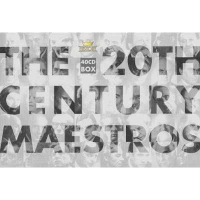 The 20th Century Maestros (40 CD box set, FLAC)