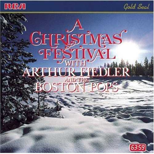 Arthur Fiedler & The Boston Pops - A Christmas Festival (FLAC)