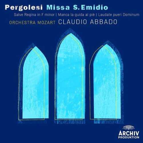 Abbado: Pergolesi - Missa S. Emidio (APE)