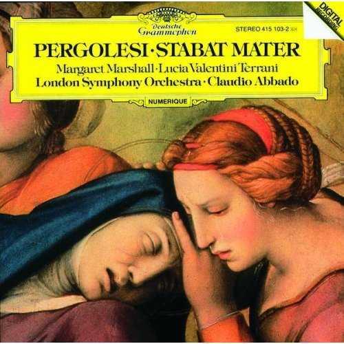 Abbado: Pergolesi - Stabat Mater (FLAC)