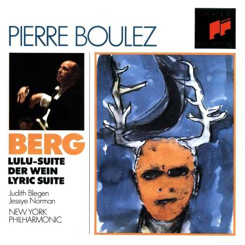 Alban Berg: Lulu Suite, The Wine, Lyric Suite (FLAC)