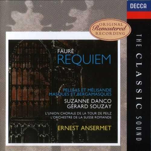 Ansermet: Faure - Requiem (APE)