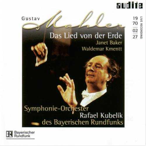 Baker, Kmentt: Mahler - Das Lied Von Der Erde (FLAC)