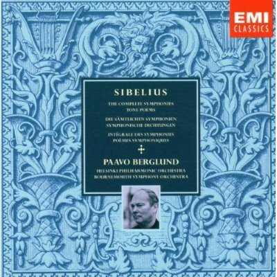 Sibelius: The Complete Symphonies & Tone Poems (8 CD box set, FLAC)