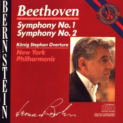 Bernstein: Beethoven - The 9 Symphonies (6 CD, FLAC)