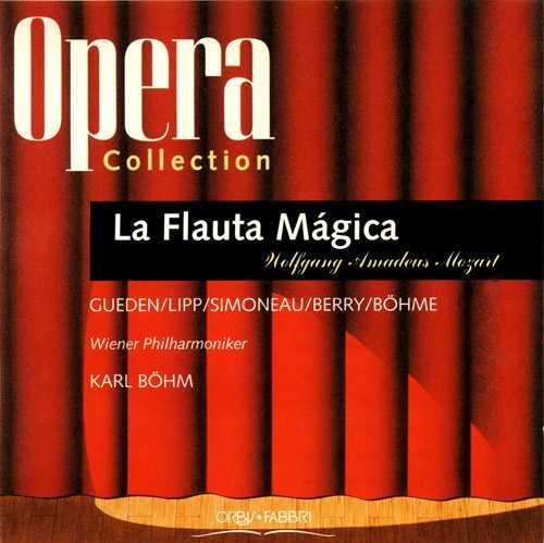 Bohm: Mozart - Die Zauberflote (2 CD, APE)
