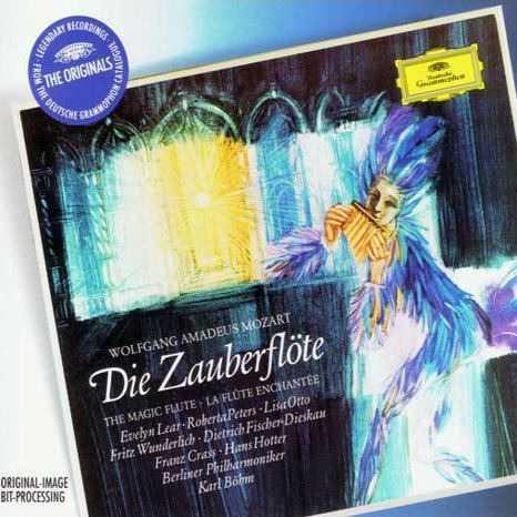 Böhm: Mozart - Die Zauberflöte (2 CD, FLAC)