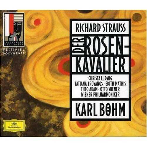 Bohm: Strauss - Der Rosenkavalier (3 CD, FLAC)