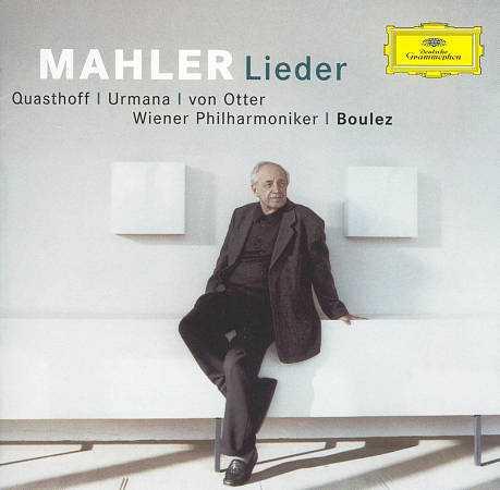 Boulez: Mahler - Lieder (FLAC)