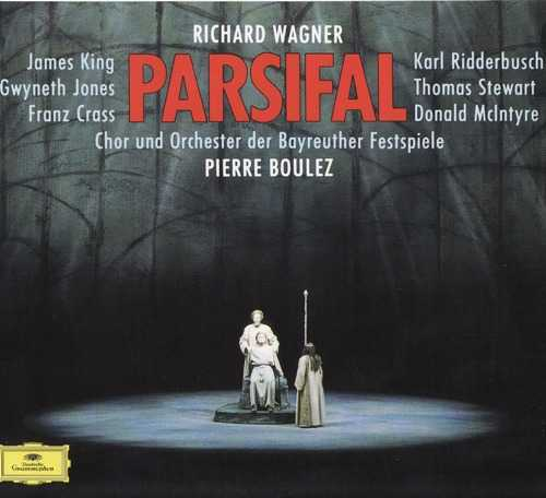 Boulez: Wagner - Parsifal (3 CD, FLAC)
