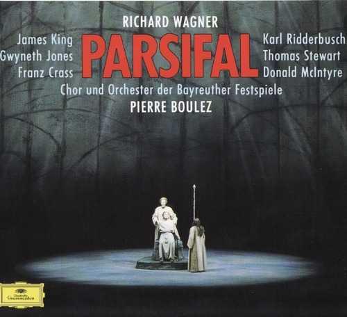 Boulez: Wagner - Parsifal (3 CD, FLAC)