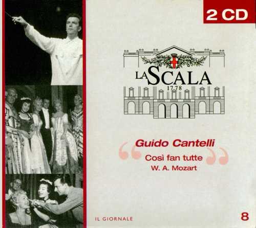 Cantelli: Mozart - Cosi fan Tutte (2 CD, APE)